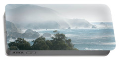 Big Sur Fog Portable Battery Charger