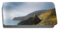 Big Sur View, California Portable Battery Charger