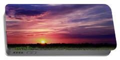 Big Texas Sky Portable Battery Charger