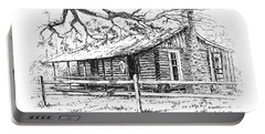 Big Thicket Information Center Portable Battery Charger