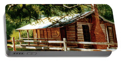 Big Thicket Information Center_the Staley Cabin Portable Battery Charger