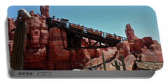 Big Thunder Mountain Walt Disney World Mp Portable Battery Charger