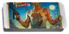 Big Trouble In Little China Portable Battery Charger