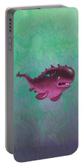 Bigfish Portable Battery Charger by Andy Catling