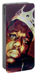 Biggie And Brooklyn Portable Battery Charger