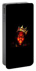 Biggie Smalls Portable Battery Charger