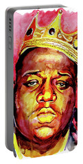 Biggie Smalls Crown Portable Battery Charger