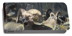 Bighorn Boys Portable Battery Charger
