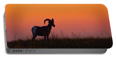 Bighorn Sunset Portable Battery Charger