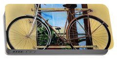 Bike In The Window Portable Battery Charger