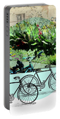 Bike Poster Portable Battery Charger