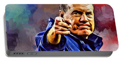 Bill Belichick Portable Battery Charger