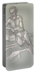 Bill C Reclining Portable Battery Charger