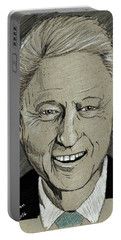 Bill Clinton Portable Battery Charger