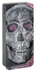 Billie's Skull Portable Battery Charger