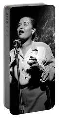 Billie Holiday  New York City Circa 1948 Portable Battery Charger