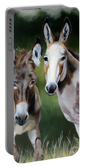 Bill's Donkeys Portable Battery Charger