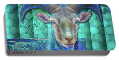 Billy Goat Blue Portable Battery Charger