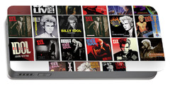 Billy Idol Portable Battery Charger