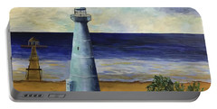 Biloxi Lighthouse Portable Battery Charger