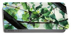 Biltmore Grapevines Overhead Portable Battery Charger