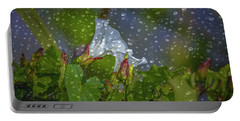 Bindweed Droplets 1 #g1 Portable Battery Charger