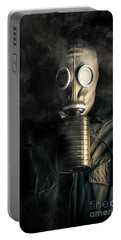 Biohazard Death And Destruction Portable Battery Charger