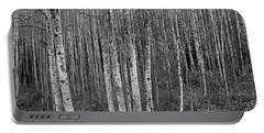 Birch Tress Portable Battery Charger