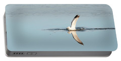 Bird Catching A Fish Portable Battery Charger