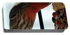 Bird Hits The Jackpot Portable Battery Charger