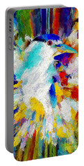 Bird In Paridise Portable Battery Charger