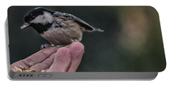Bird In The Hand  Portable Battery Charger