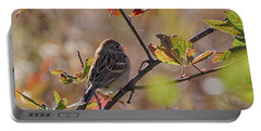 Bird In  Tree Portable Battery Charger