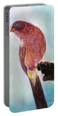 Bird Portable Battery Charger by Jasna Dragun