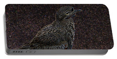 Bird No. 40-1 Portable Battery Charger by Sandy Taylor