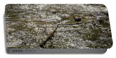 Bird On A River Portable Battery Charger