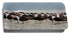 Bird Party Portable Battery Charger