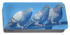 Bird Trio Portable Battery Charger