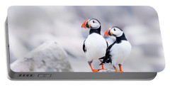 Puffin Photographs Portable Battery Chargers