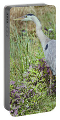 Birds Eye View Portable Battery Charger by Judy Kay