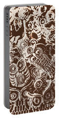 Birds From The Old World Portable Battery Charger