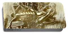 Birds Of Metal Portable Battery Charger