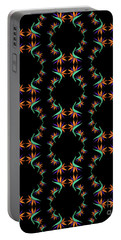 Birds Of Paradise Pattern Portable Battery Charger