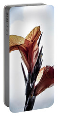 Birds Of Paradise Portable Battery Charger by Stefanie Silva