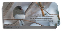 Birds Of The Air Portable Battery Charger