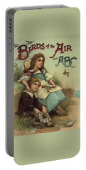 Birds Of The Air Portable Battery Charger by Reynold Jay
