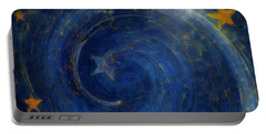 Birthed In Stars Portable Battery Charger