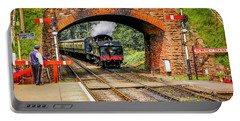 Bishops Lydeard Station, Uk Portable Battery Charger