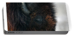 Bison Bull's Eye Portable Battery Charger
