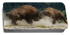 Bison Duel Portable Battery Charger